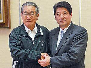 鶴田志郎を応援しています:石原慎太郎先生